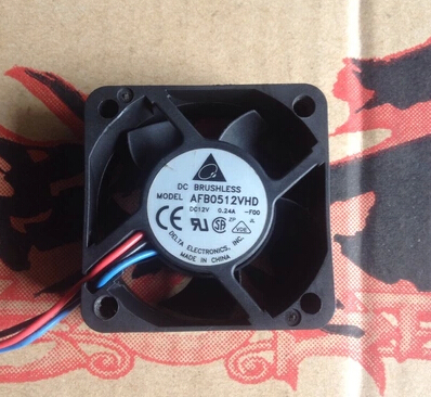 Delta 50 50 20 AFB0512VHD 12V 0 24A 3 line of server power supply fan