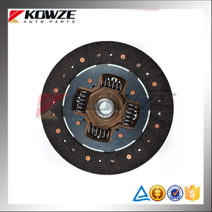 Clutch Disc For Mitsubishi Pajero Montero V25 V45 V65 V75 6G74 MR317680 2301A020 Auto Parts