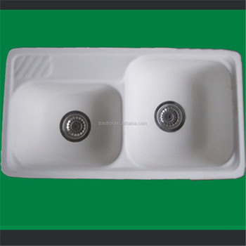 European Style Acrylic Solid Surface Kitchen Sinks