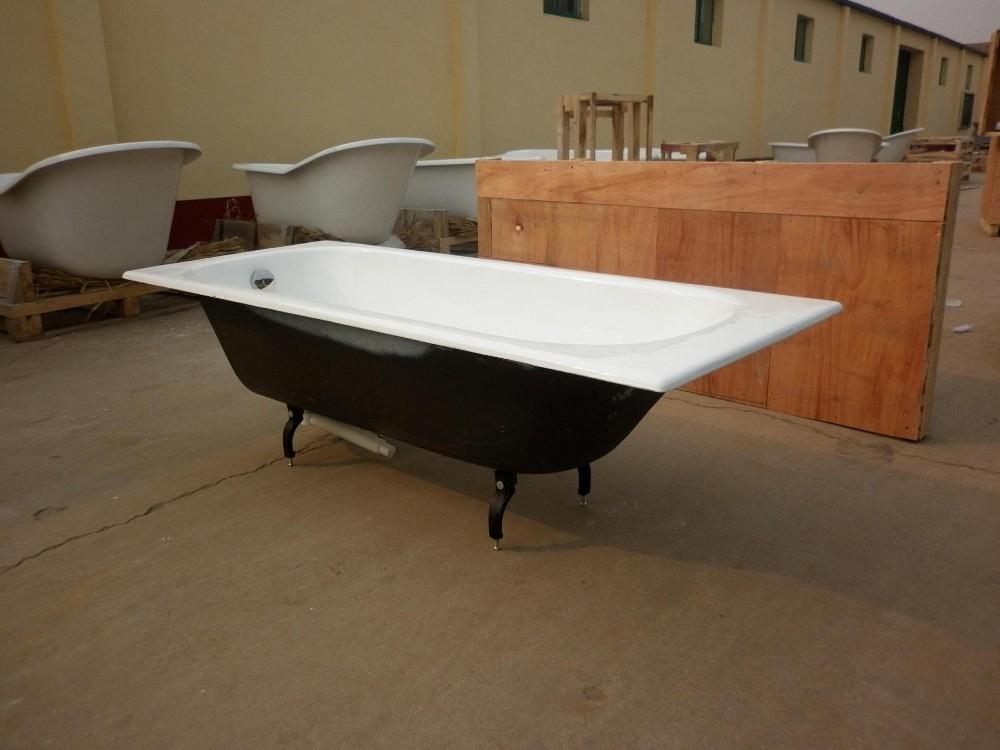 Vasca Da Bagno Ferro Smaltato : Soking cast vasca di ferro smaltato bianco vasca da bagno id