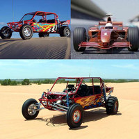 Go Kart Torque Converter Kit Clutch 3/4