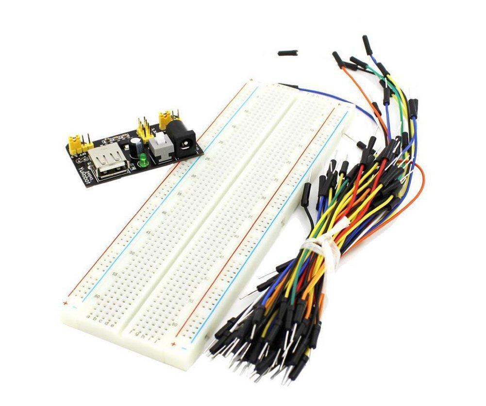 Cheap Ic Breadboard Find Deals On Line At Alibabacom Solderless With 400 Tie Points And Matching Pcb Get Quotations Chenbotm Mb102 33v 5v Power Supply Module 65