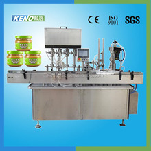 Suppliers china KENO-F518 soybean oil filling machine