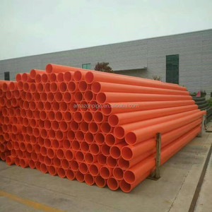 DN50mm MPP underground electrical cable conduit pipe