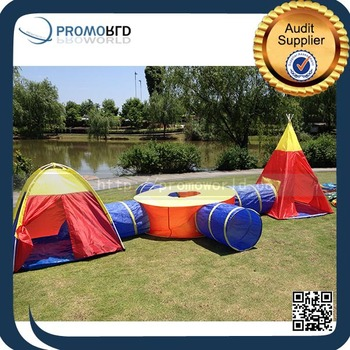 Kids Play Tent Set Outdoor Play House Children Big Pop Up Play Tent With Tunnel & Kids Play Tent Set Outdoor Play House Children Big Pop Up Play ...