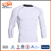 2017 wicking dri rapidly fit athletic compression tight shirt long sleeve