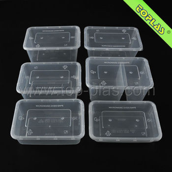 Disposable Plastic Fast Food Packaging Container With Lid Buy Plastic Container Disposable Plastic Fast Food Packaging Container Disposable Plastic