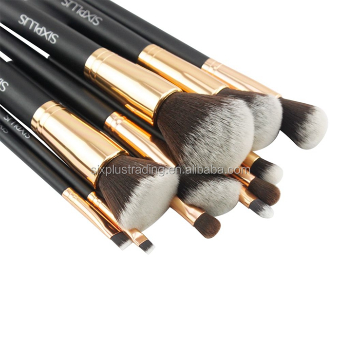 best selling products in japan make up brush sixplus 11 piece makeup brush set