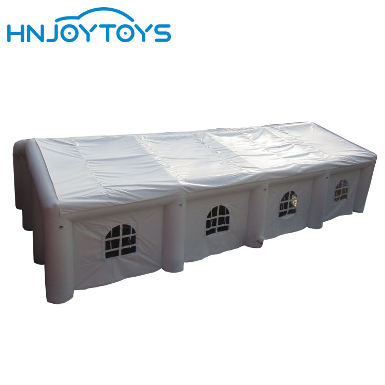 Hot sale popular better prices PVC inflatable light tent portable white color booth for sale