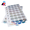 Full Colors Heat Resistant custom transparent stickers and UV Protected clear stickers, Customized transparent labels