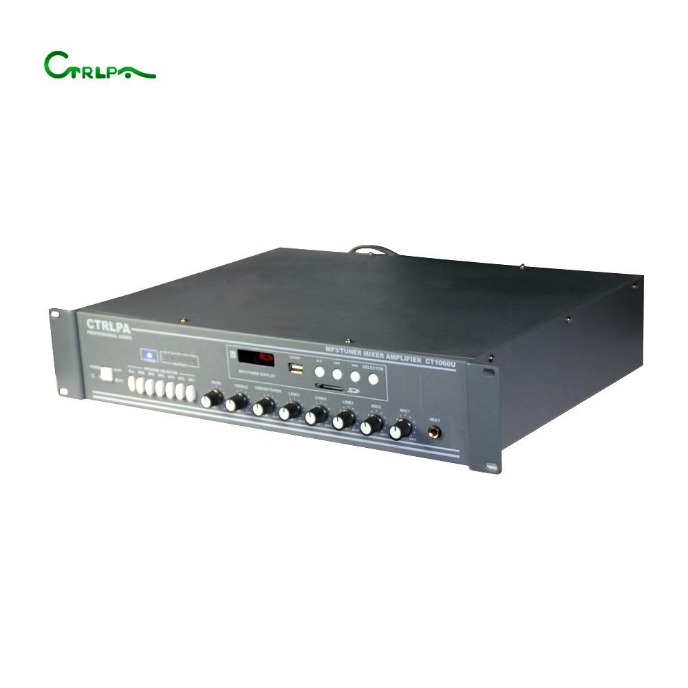 Ctrlpa 60w 120w 250w 350w Professional Public Address System 6 ...