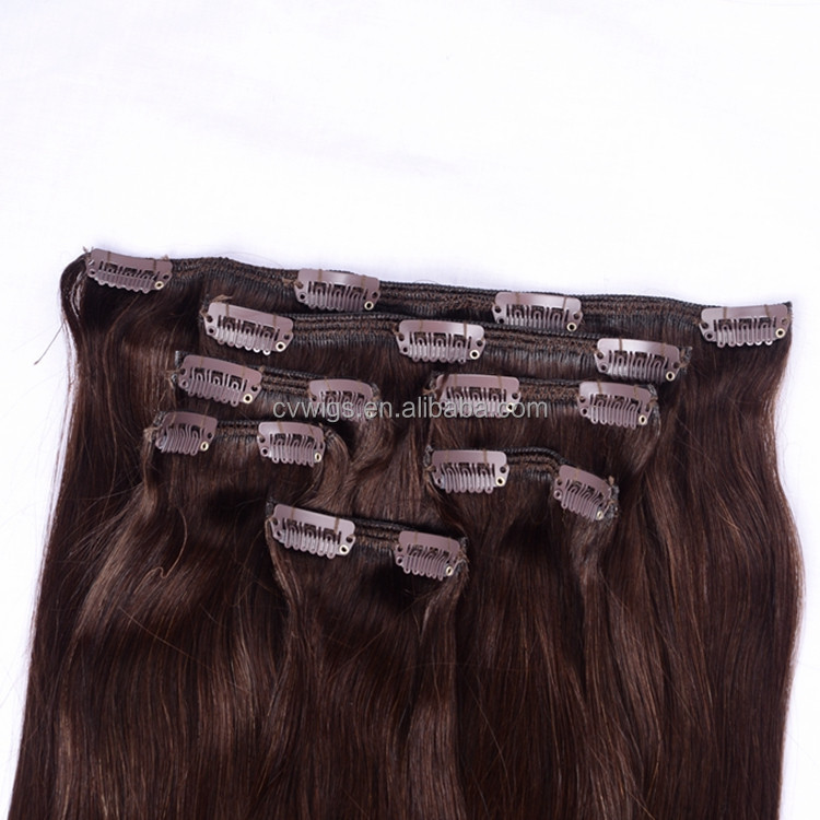 Best human hair darling colors cheap prices brazilian remy clip in hair extension