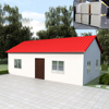 affordable price sandwich prefab homes and movable container house for sale Chinese manufacturer