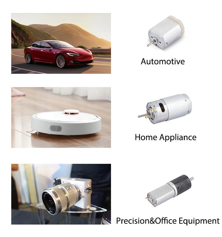 Migliore qualità 24 v dc motore elettrico per auto tetto apribile