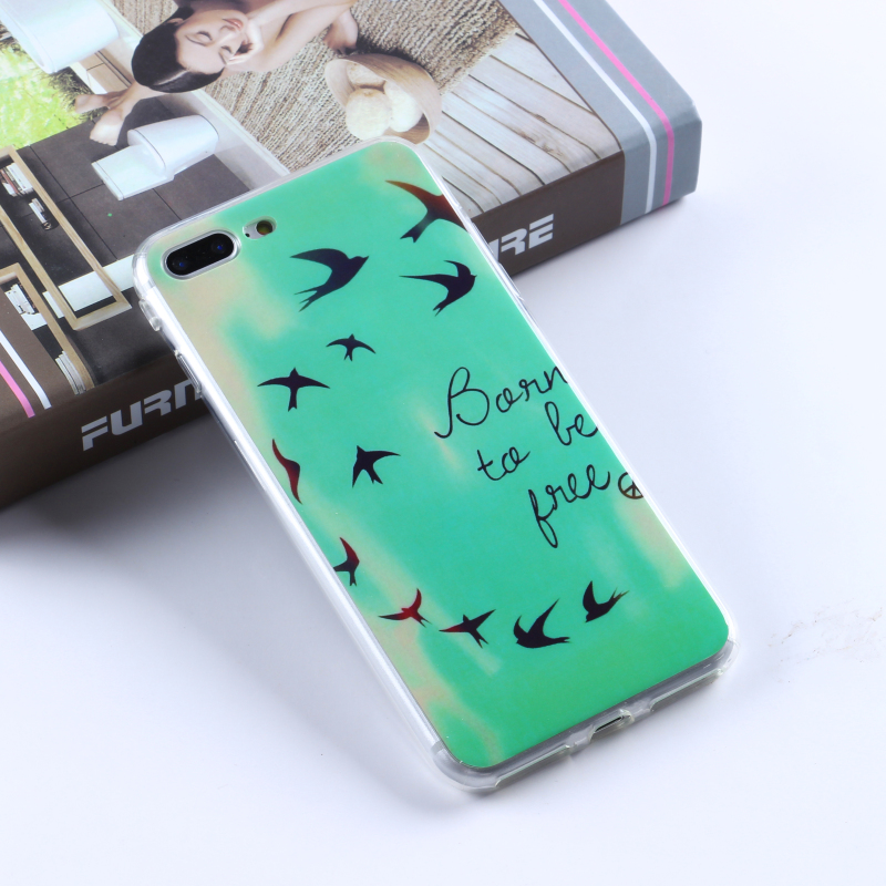 Latest new design beautiful mobile phone back cover TPU cell phone accessories case OEM cover for OPPO R9 plus