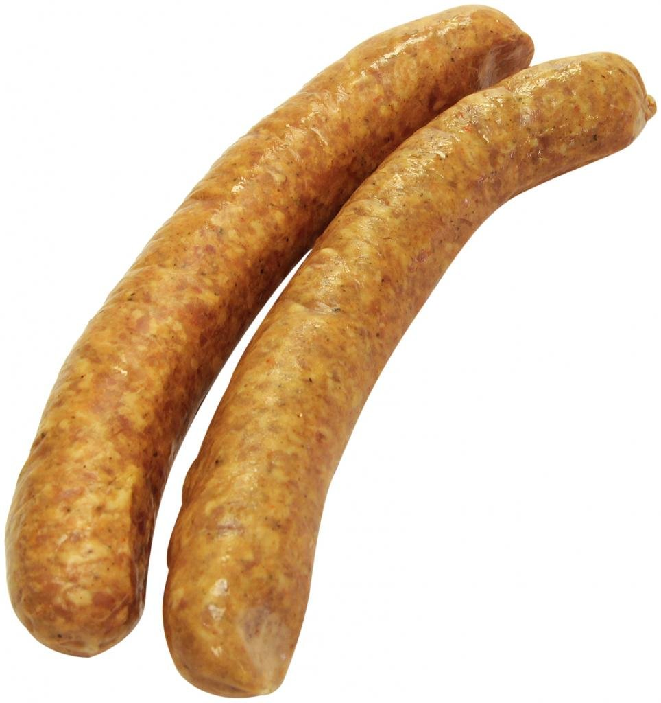 The Huntington Meats, Andouille Smoked Sausage, 19oz.(1lb. 3oz.)