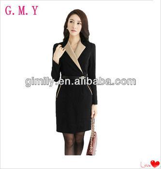 496a3d8e7efd3 Yeni Stil Uzun Kollu Bayan Ceket Elbise Örme Kadın Eşyası - Buy Yeni ...