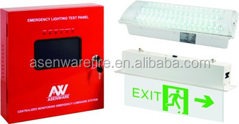For emergency luminaire system factory supply rechargeable for Luminaire exterieur rechargeable