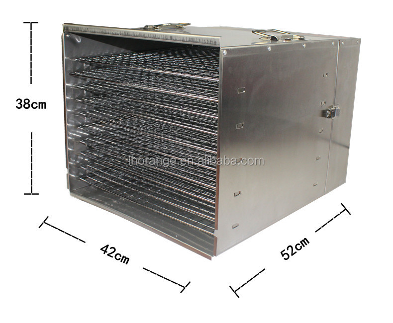 Stainless steel Good quality food fruit dehydrator vegetable fish Medicinal material bakery equipment
