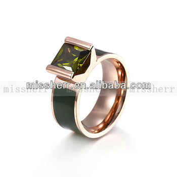green stone ring big stone ring designs green lantern wedding ring - Green Lantern Wedding Ring