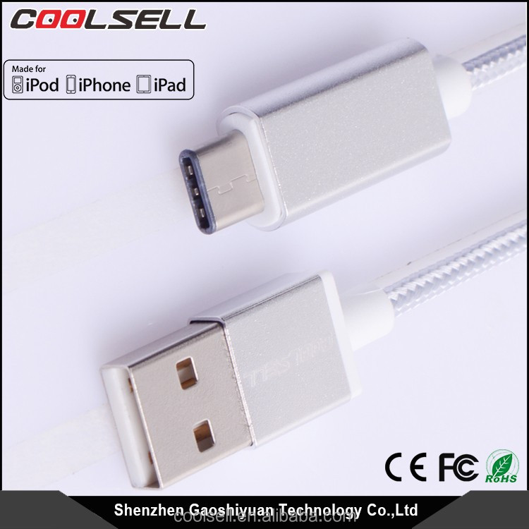 USB Type c USB-C to USB3.0 3.1 data sync cable for USB Type-C devices including the new MacBook,ChromeBook Pixel