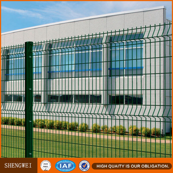 Welded Wire Mesh V Shape Fence Panels In 6 Gauge - Buy Wire Fence ...