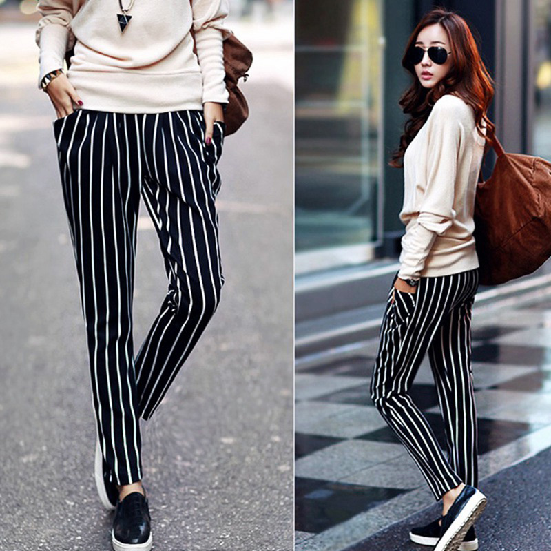 Buy the latest black and white striped palazzo pants cheap shop fashion style with free shipping, and check out our daily updated new arrival black and white striped palazzo pants at seebot.ga