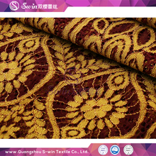 Factory Made Multi-color New Arrival Viscose Cotton Custom Thailand lace fabrics
