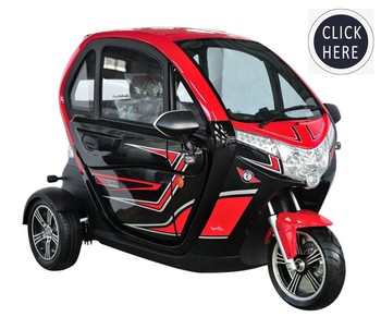 three wheel folding electric passenger tricycle cargo adults for sale in philippines