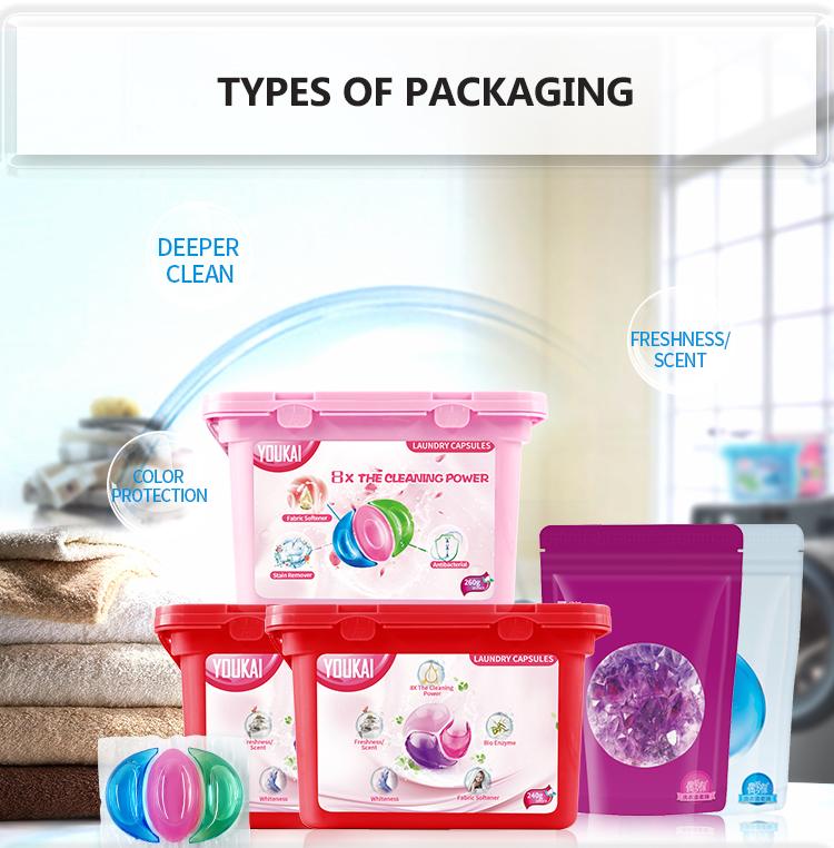 Pod antibacteriano líquido detergente de lavanderia detergente atacadista oem odm atacado filme de pva solúvel em água de lavanderia