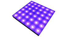 Most Competitive price for New design outdoor waterproof IP65 disco event and party led digital dance floor