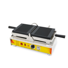 Belga commerciale <span class=keywords><strong>220</strong></span> v 110 <span class=keywords><strong>volt</strong></span> mini patatine fritte waffle maker machine