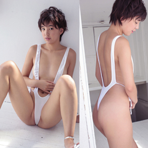 Sexy Thong Gym Porno 76