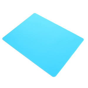 Colorful Silicone Mats Customize Size Table Mat Meal Mat