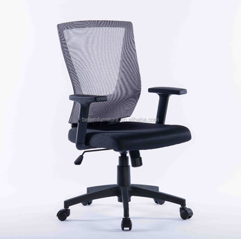 2018 New Design Home Office Use High Quality Mesh Swivel Chair with Nylon base and Bifma Gaslift-Zurich- BL2211