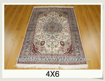 4ftx6ft El Dokuma 199 In Ipek Halı Fiyat Buy Product On