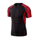 Wholesale Male Gym Quick Dry Tops Clothes Mens Compression Running T Shirts
