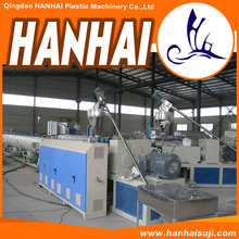Lower price Manufacturer PP/PPR/PPRC Water Supply Pipe processing machinery with CE certificate