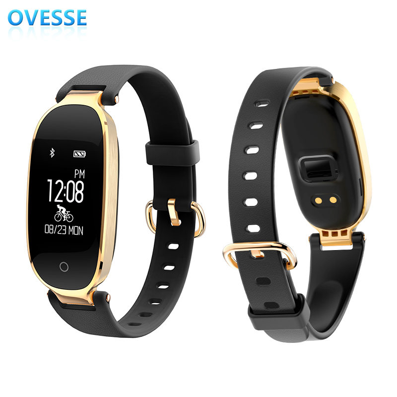 Smart Bracelet Heart Rate Sport Tracker Bluetooth 4.0 Inteligente Smart Band For Android IOS PK for xiaomi band 2