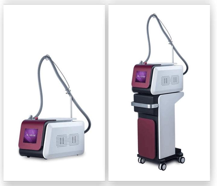 آلة إزالة الوشم بالليزر بيكوسيكوند Nd Yag آلة إزالة الوشم بالليزر 6