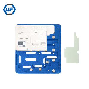 Logic Board BGA Repair Tools for iPhone X Planting Tin Fixture Motherboard IC Chip Ball Soldering Net Phone Repair Tools