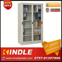 wood file cabinet with glass door with more than 31 years experience who lies in Foshan Guangdong province