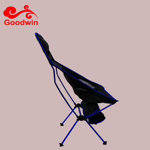 Goodwin Ultralight Portable Camp / Beach Chair Perfect For Beach, Camping, Backpacking, & Outdoor Festivals