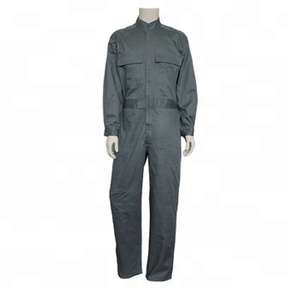 Men's T/C pocket electrician coverall