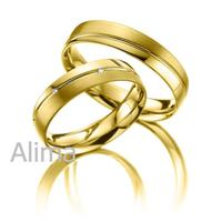 AGR0193# 585 14k yellow gold 925 sterling silver ring jewelry