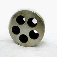 Anchor Barrel For Post Tension System Prestressed Round Anchor Head And Wedge