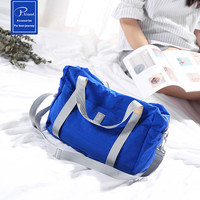 High quality factory price fashion waterproof sport folded travel gym storage bag