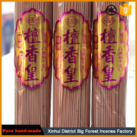 Raw color agar wood incense