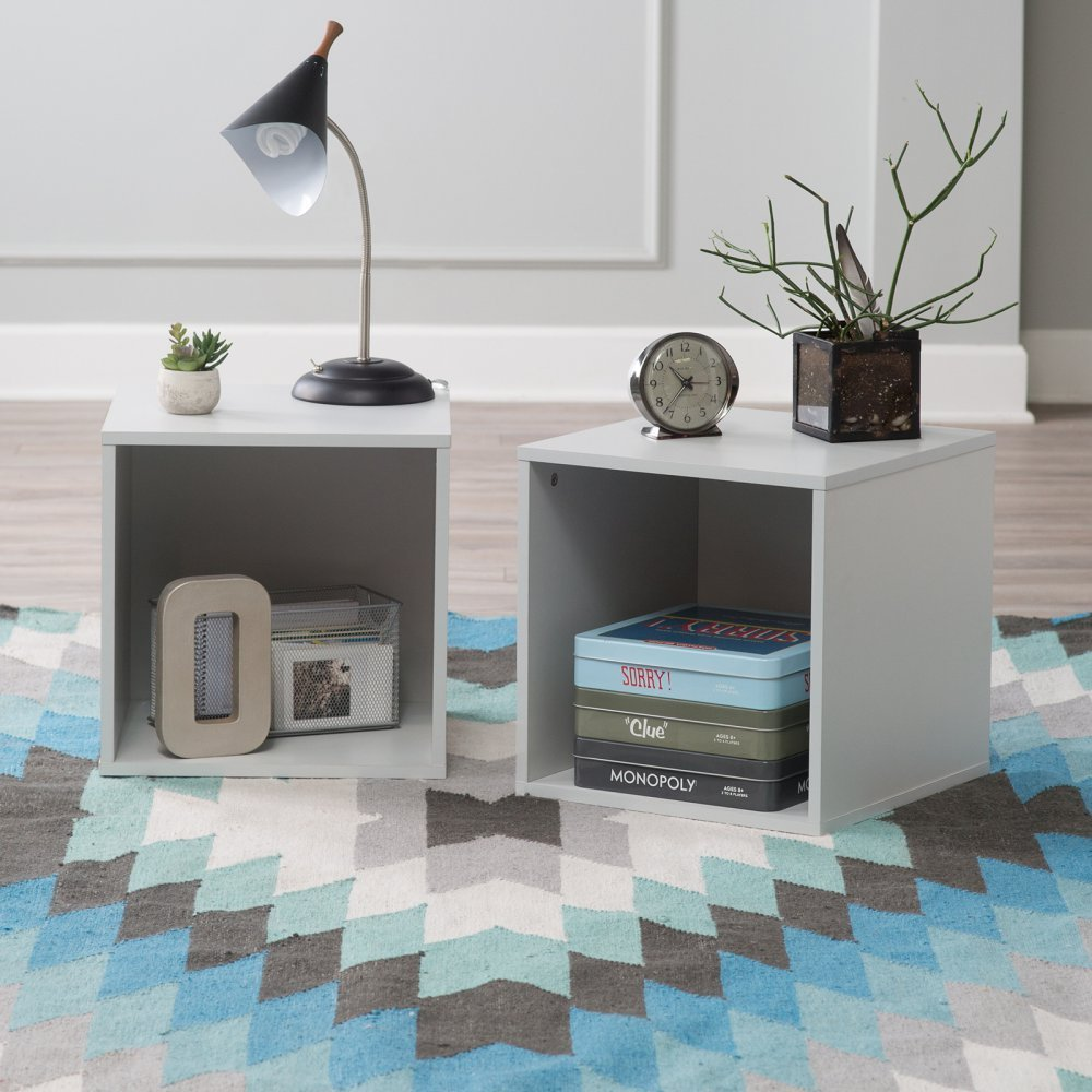 Get Quotations · Hudson Storage Cube   Set Of 2