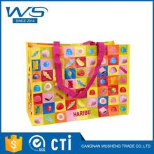 China manufacturer custom design recycle non-woven gift bag